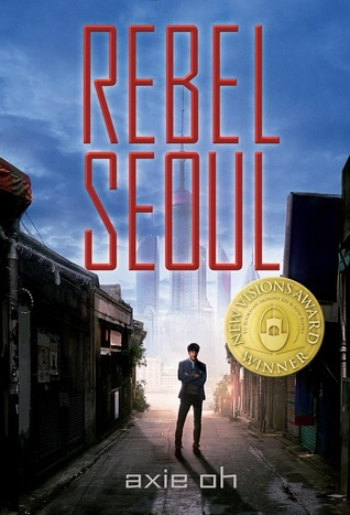 Rebel Seoul book cover