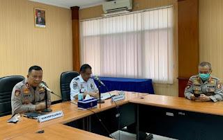 Direktorat  KPLP dan Korpolairud Penanggungjawab Patroli Bersama TSS Selat Lombok dan Selat Sunda