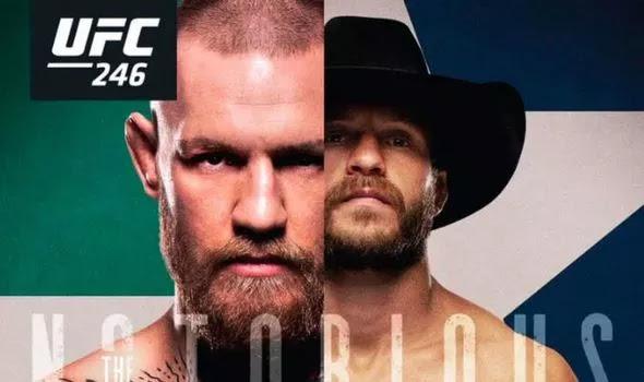 UFC 246 Conor McGregor Donald Cerrone