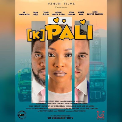 This movie is about a young investment banker who has 30 days to secure a resident permit (kpali) in the United Kingdom or face the consequence which might include disappointment or deportation back to Nigeria.