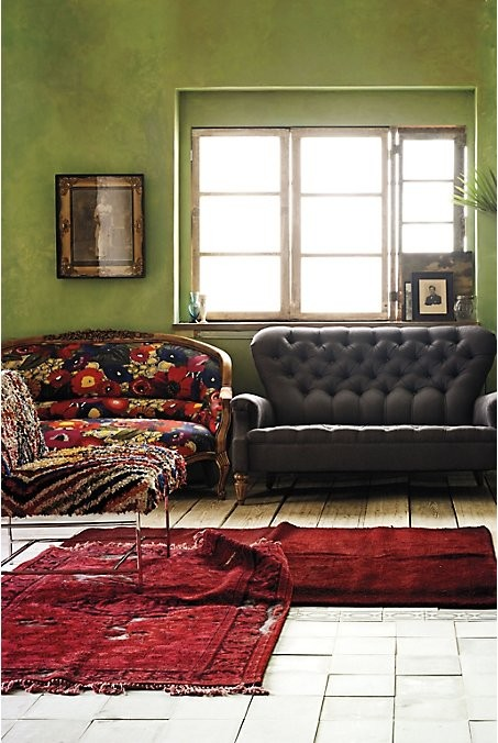 Couch Ebay Living The Anthropologie Way Of Life...: Living Rooms