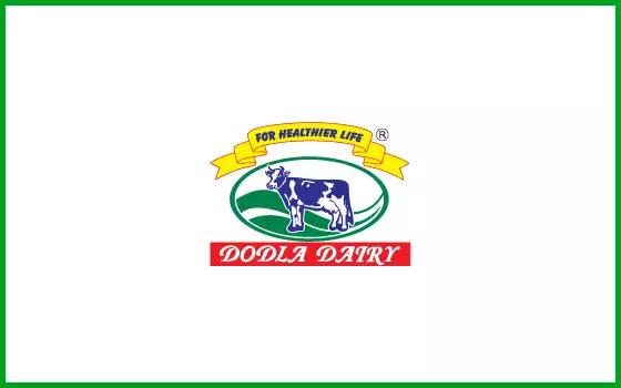 Dodla Dairy logo