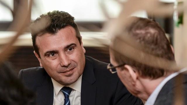 Zaev zum Namensstreit: Ein Scheitern ist undenkbar