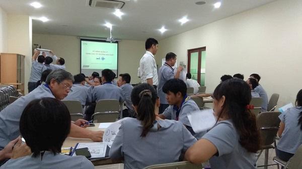 Tham gia khóa đào tạo tổ trưởng sản xuất hãy chọn Trường Đào Tạo Nghiệp Vụ và Kỹ Thuật MTC