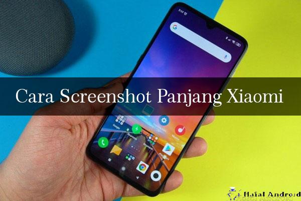 √ [SIMPEL]  2+ Cara Screenshot Panjang Xiaomi Semua Tipe