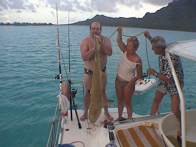 Les tours de la pêche à sibiri