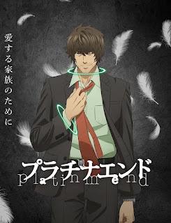 Primer trailer del anime Platinum End