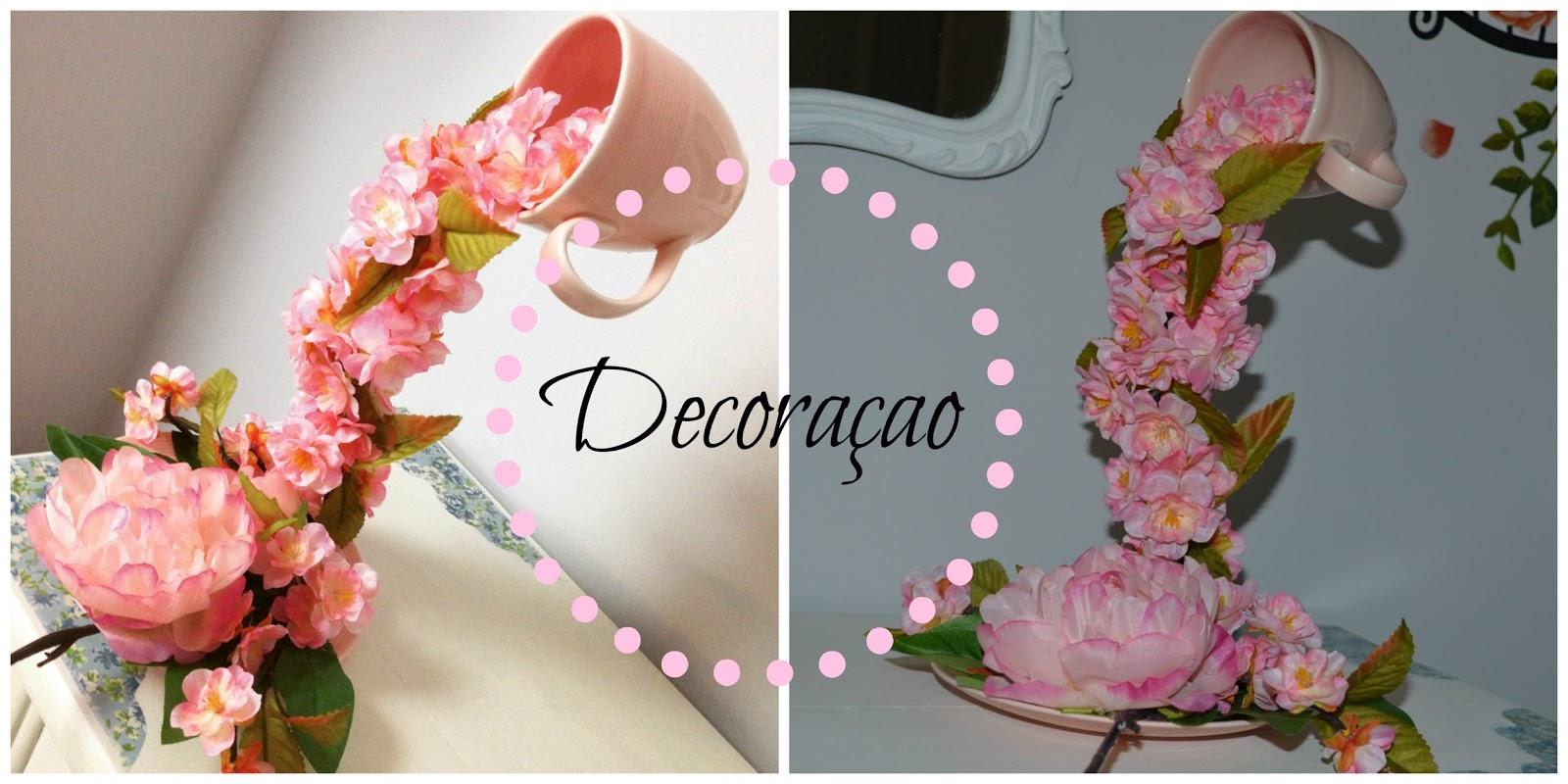 Idéias para decoração para o chá das mulheres - Virtuosa f22c9a1f7c