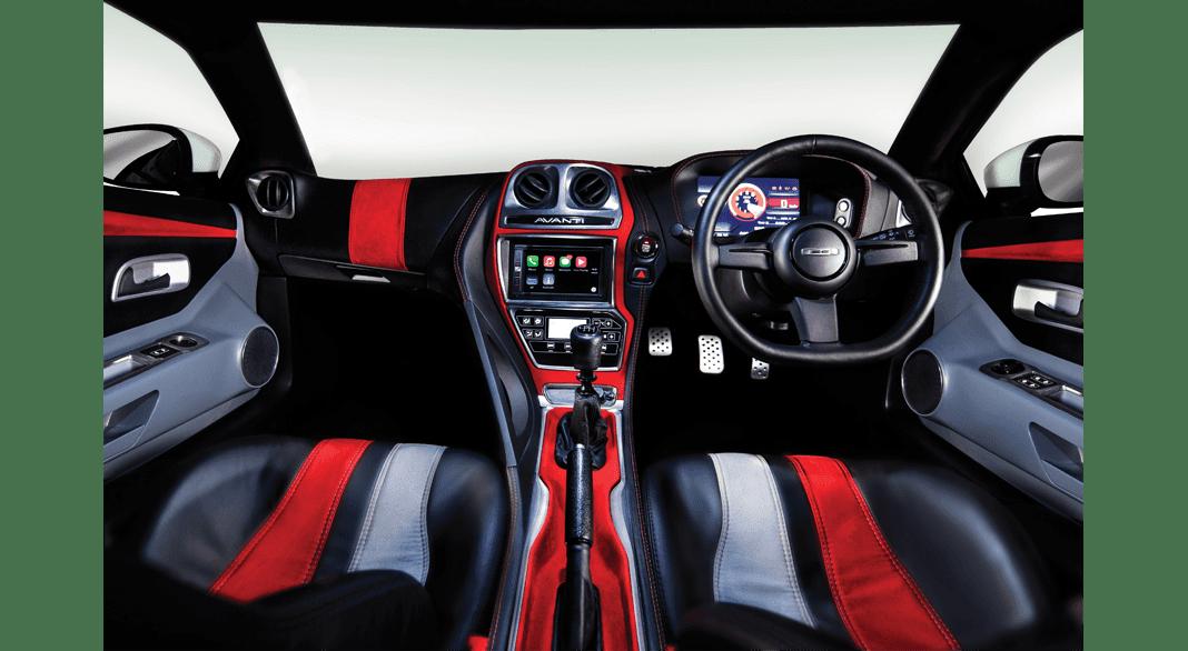 dc avanti sports car by dc design india future cars. Black Bedroom Furniture Sets. Home Design Ideas