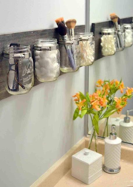 Creative Bathroom Storage Solutions