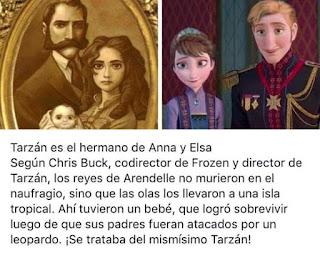 Curiosidades de Disney