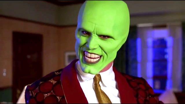Jim Carrey pone una condición para volver a interpretar a La máscara.