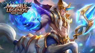 Mobile legends skin hero Aldous