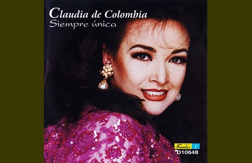 El Condor | Claudia De Colombia Lyrics