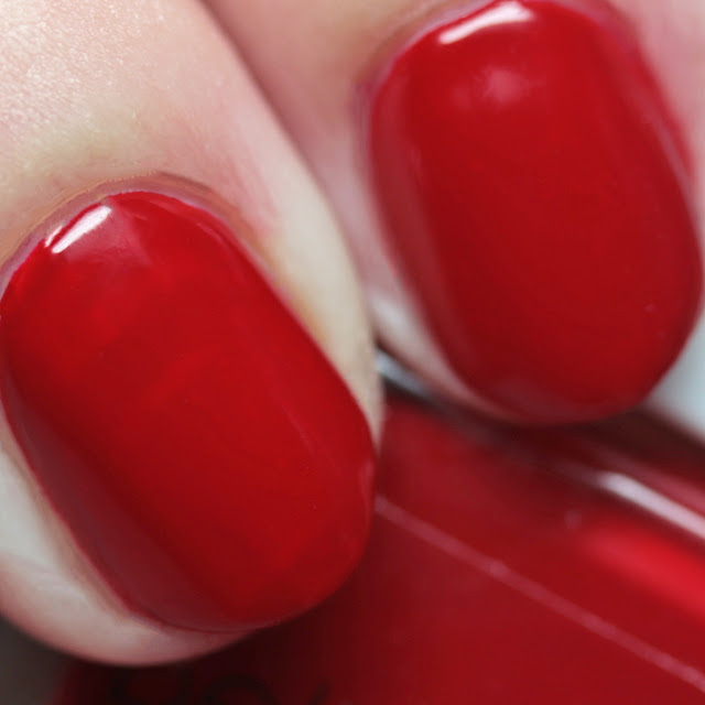 Believe Beauty Gel Effect Nail Polish Rouge Veritable