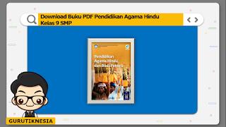 download ebook pdf buku digital pendidikan agama hindu kelas 9 smp