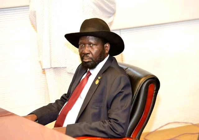 Minister Of Water In South Sudan