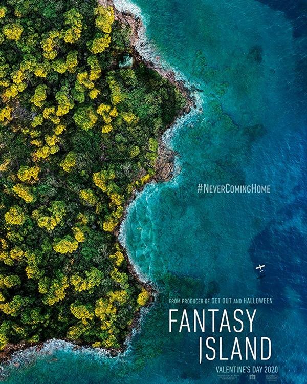 Filem animasi dan fantasi Fantasy Island