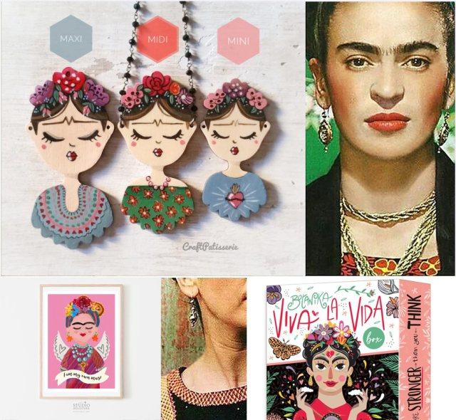 Ispirazioni Frida Kalho