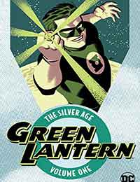 Read Green Lantern: The Silver Age online