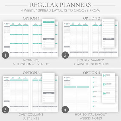 the best planner for law school | brazenandbrunette.com