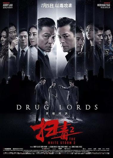 La tormenta blanca 2: Los capos de la droga (2019) HD 1080p Latino Dual