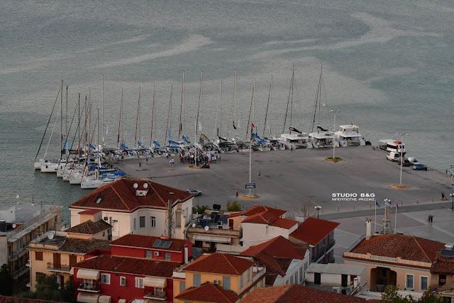 Πρόγευση στο Ναύπλιο για το 10ο Catamarans Cup International