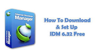 IDM 6.32 free Download with Crack