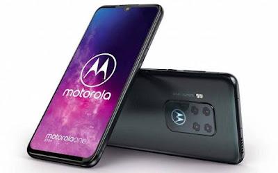 صور هاتف Motorola One Zoom مع كاميرة بدقة 48 ميجابيكسل