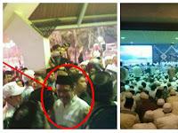 Ternyata! Djarot Dicueki Keluarga Soeharto saat Acara Haul, Yaa Nasib