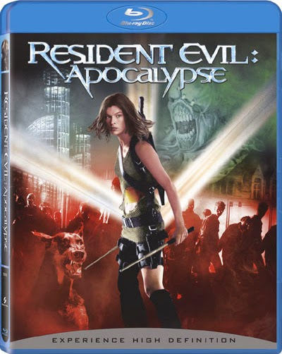 Resident Evil 2 Apocalypse (2004) 720p 750MB Blu-Ray Hindi Dubbed Dual Audio [Hindi 2.0 + English 2.0] MKV