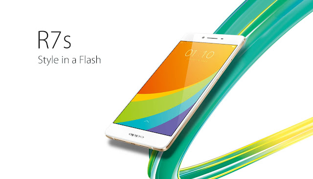 Oppo R7s style in a flash