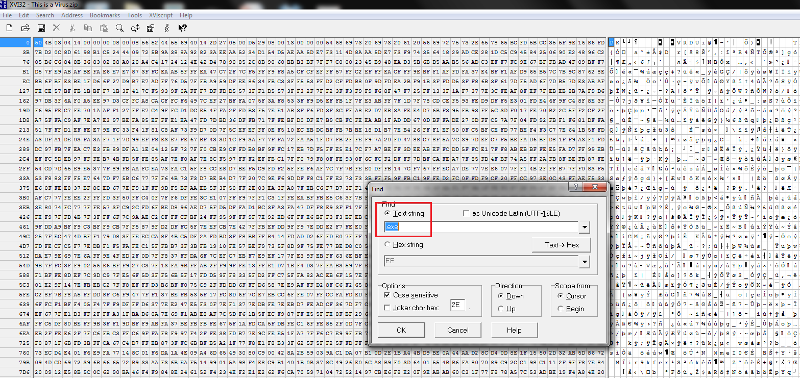 Security G33k: WinRAR 4.20 File Spoofing Vulnerability
