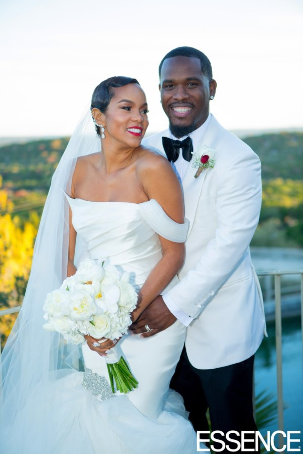 LeToya-Luckett-marries-Tommicus-Walker-in-Texas