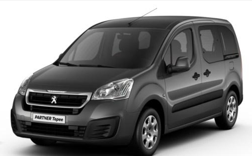 Peugeot Partner Ii Tepee Restyl 233 2018 Couleurs Colors
