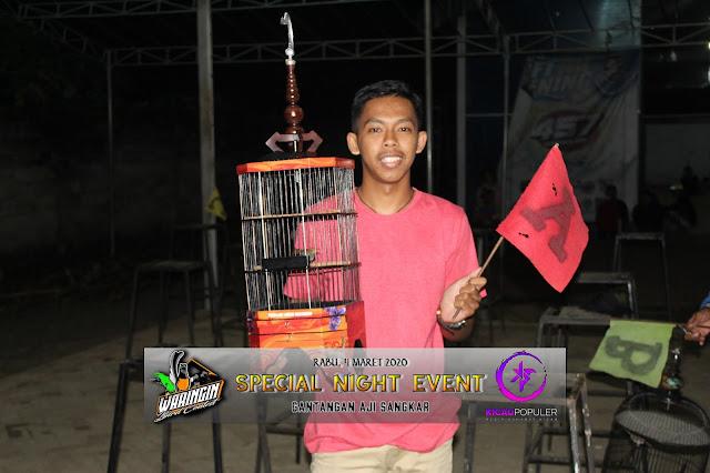 jawara Sesi Cimblek - CB Sin Can milik Om Denny dari Tirtoyudo