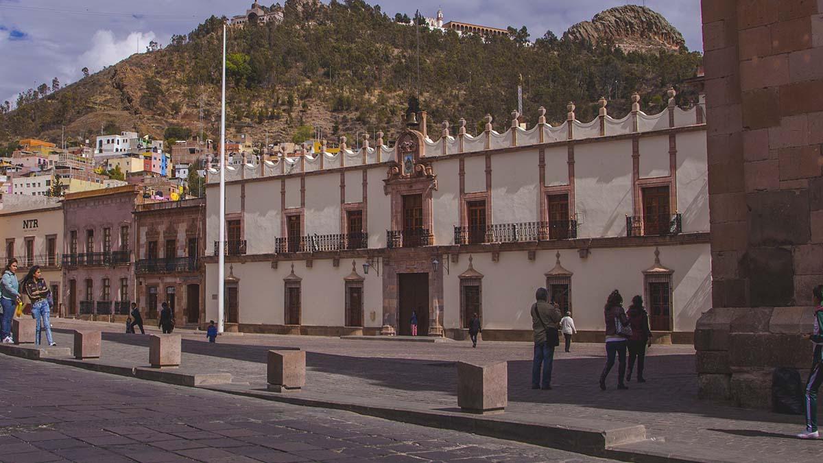 ZACATECAS OFERTA CULTURAL MUSEO PALACIO GOBIERNO 01