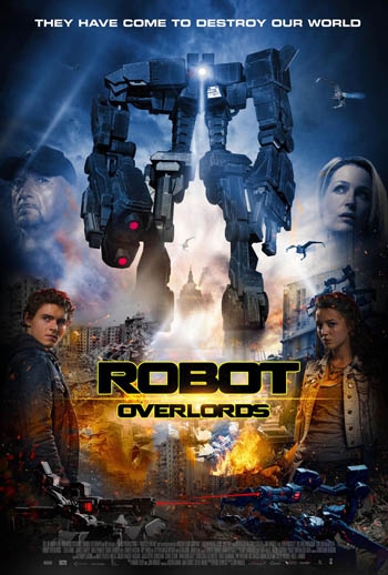 Robot Overlords 2014 Dual