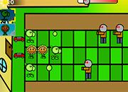 Plants vs Zombies man noob