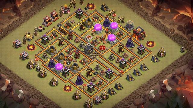 Th10 Anti Hybrid War Base For CWL 2020