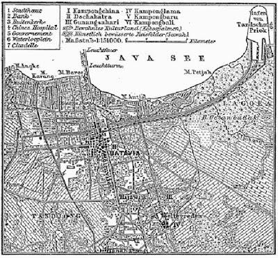 Asal Usul Batavia hingga Jakarta