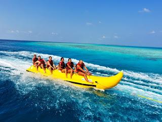 Tiket promo Banana Boat murah di Bali