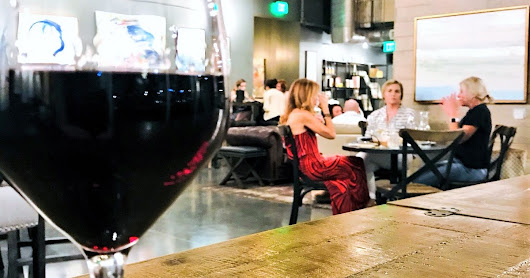 Vita Vite Wine Bar + Southern Art Gallery - North Hills - Now Open!