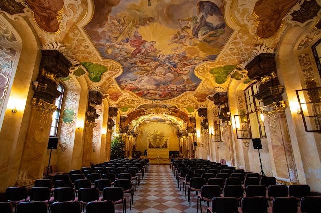 Oratorio mariano Università di Breslavia