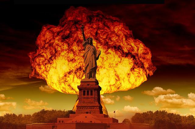 ΗΠΑ, Αγαλμα Ελευθερίας, πυρηνικός πόλεμος