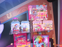 MLP Folding Playsets