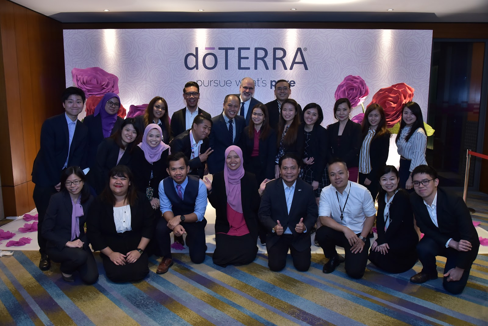 doTERRA Malaysia Pledges RM40,000 to Provide COVID-19 Relief for Affected Communities