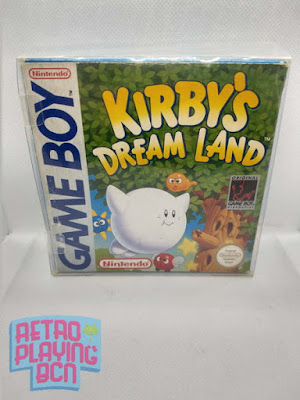 kirby gameboy analisis