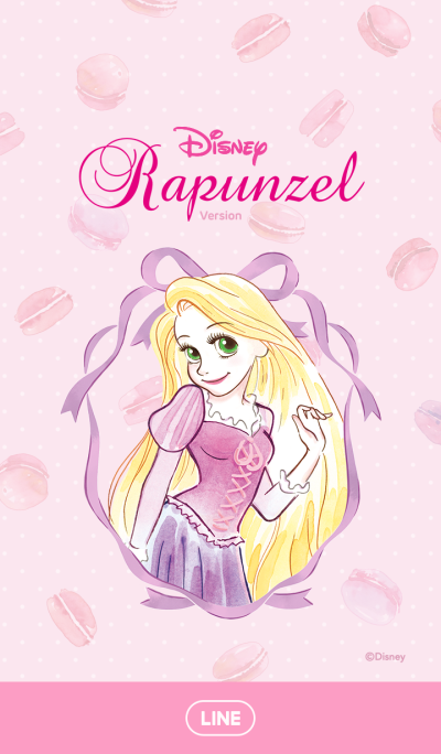 Tangled: Sweets