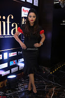 Meghana Gore looks super cute in Black Dress at IIFA Utsavam Awards press meet 27th March 2017 11.JPG